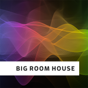 Логотип радиостанции Big Room House