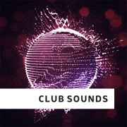 Логотип радиостанции Club Sounds
