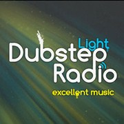 Логотип радиостанции Dubstep Light