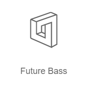 Логотип радиостанции Record Future Bass