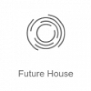 Логотип радиостанции Record Future House
