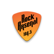 Логотип радиостанции Rock Arsenal