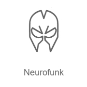 Логотип радиостанции Record Neurofunk